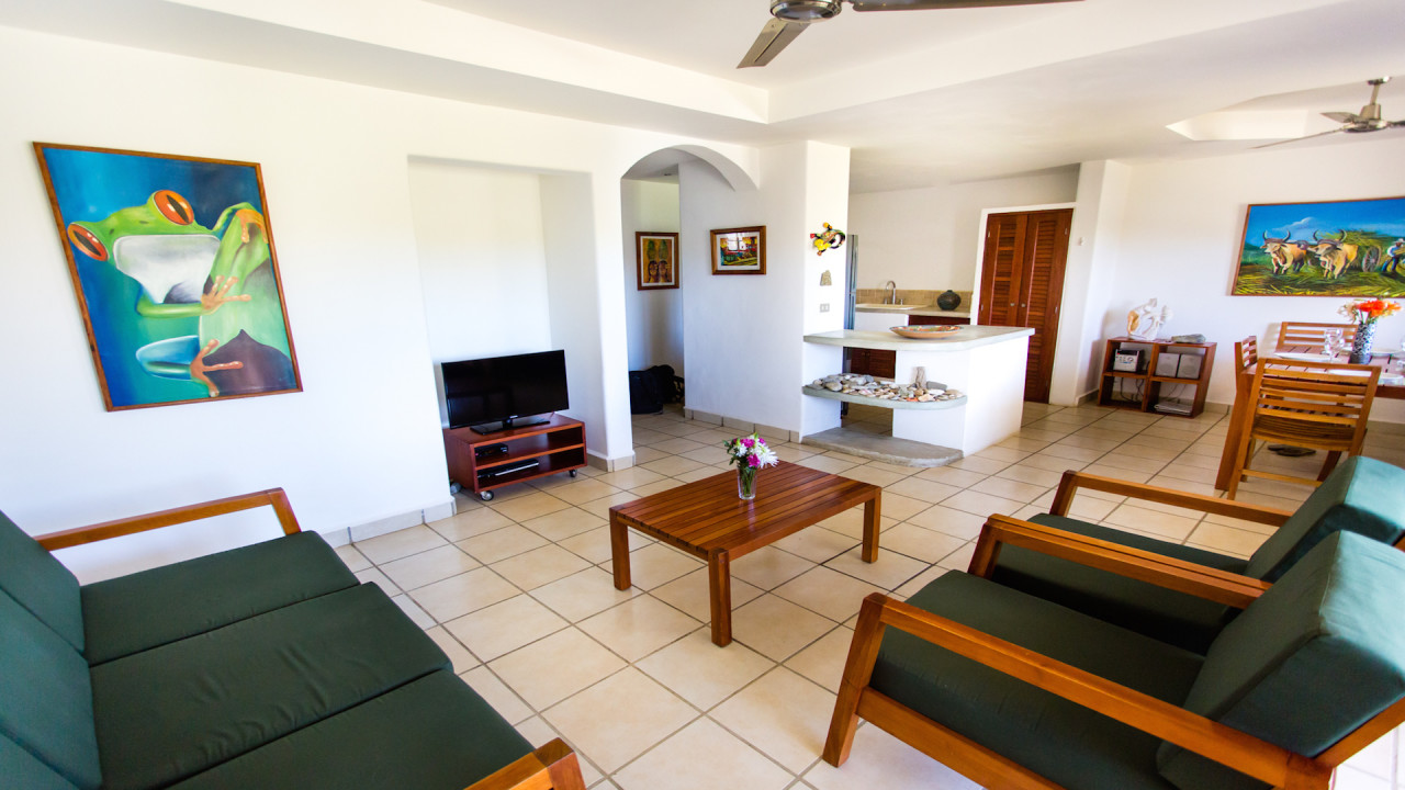 nicaragua surf house