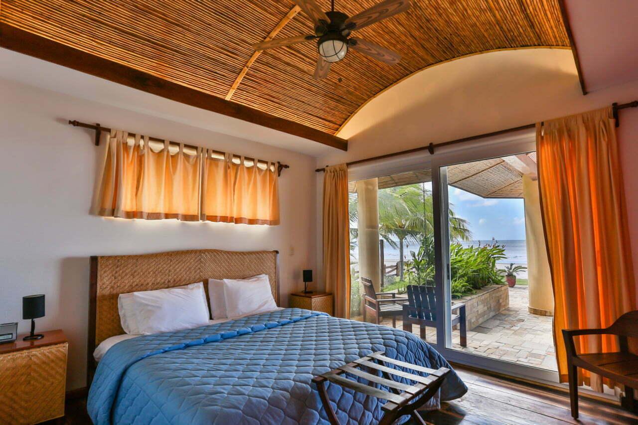 beachfront playa iguana surf house