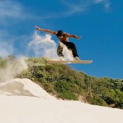sandboarding nicaragua
