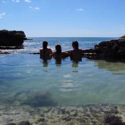 nicaragua tide pools
